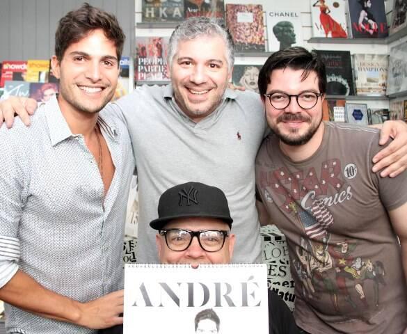 André Martinelli, Marcelo Sebá, Will Viana e Zé Pedro