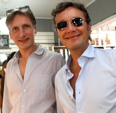 Frank Brauner e Ádetlev Krueger
