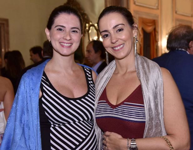 Aline Coelho e Danielle Bittencourt