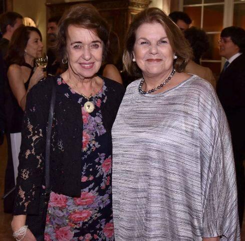 Idalina Gonçalvez e Anna Maria Ramalho