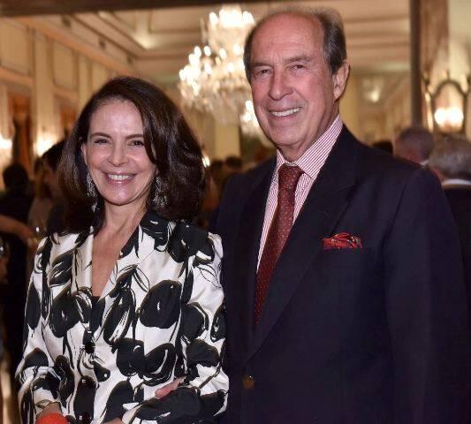 Laurinha e Paulo Simões