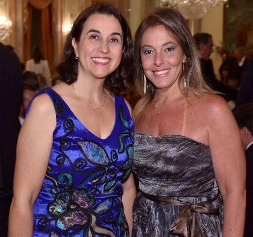 Simone Lara e Carla Pedroza