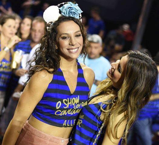 Bianca Chami e Priscilla Luz
