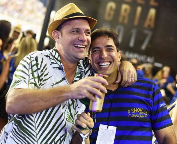 Maninho e Felipe Mussalem