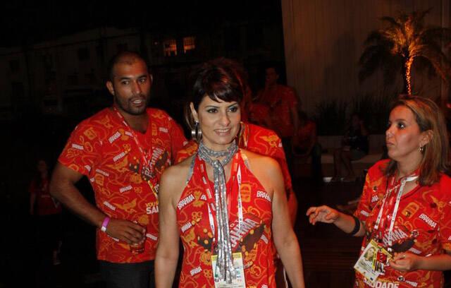 Fernanda Abreu: essa entende de carnaval - sabe tudo