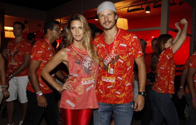 Fernanda Lima e Rodrigo Hilbert: indispensáveis