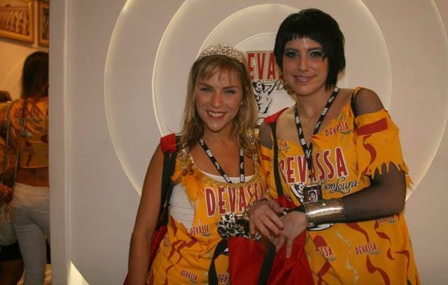 Ana Markun e Dani Carlos