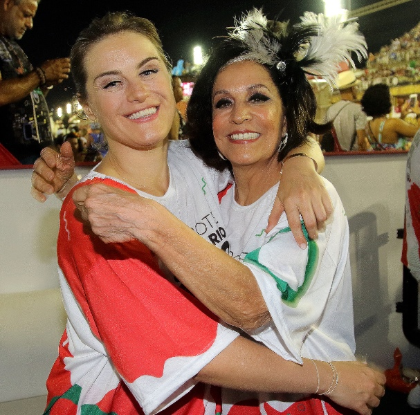 Alessandra Maestrini e Stella Miranda