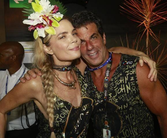 Alexia Dechamps e Alvaro Garnero