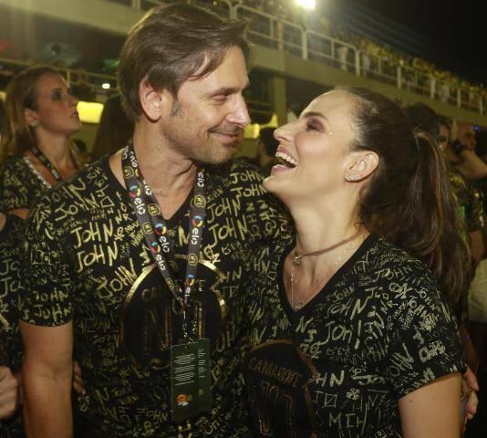 Murilo e Fernanda Tavares
