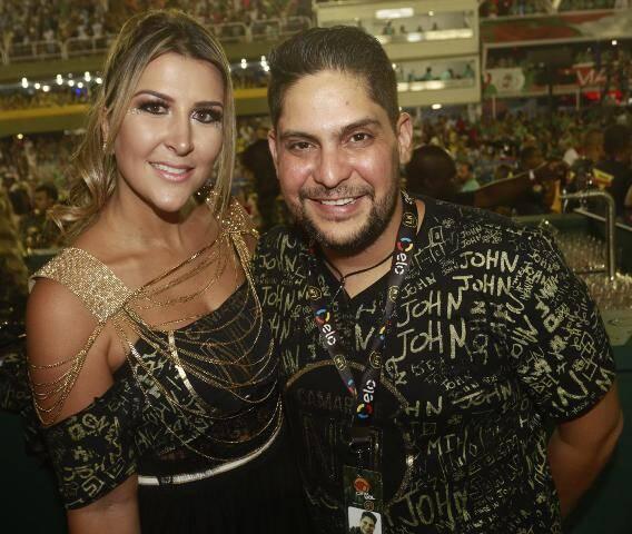 Ina Freitas e Jorge