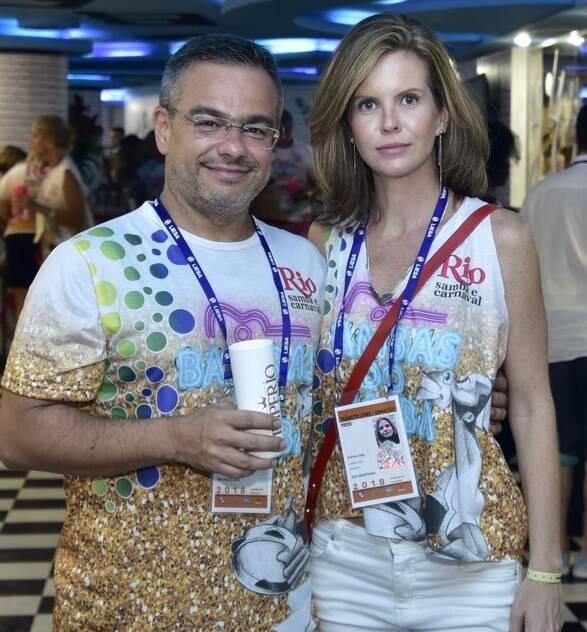 Maurício Lima e Eva Monteiro