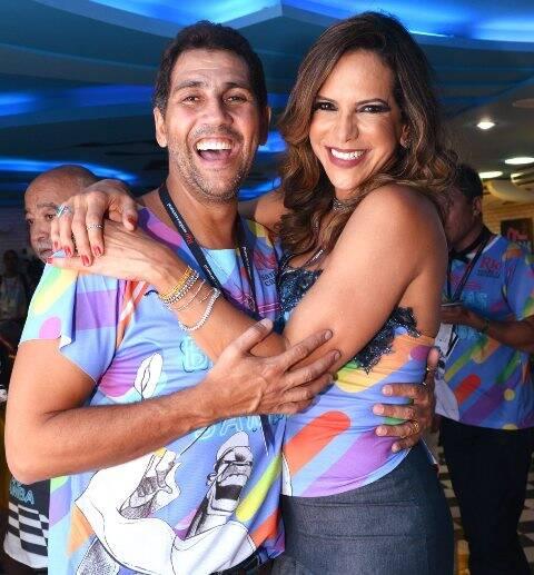 Maurício Lima e Virna
