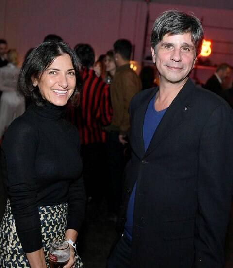 Sarah Chofakian e Paulus Magnus