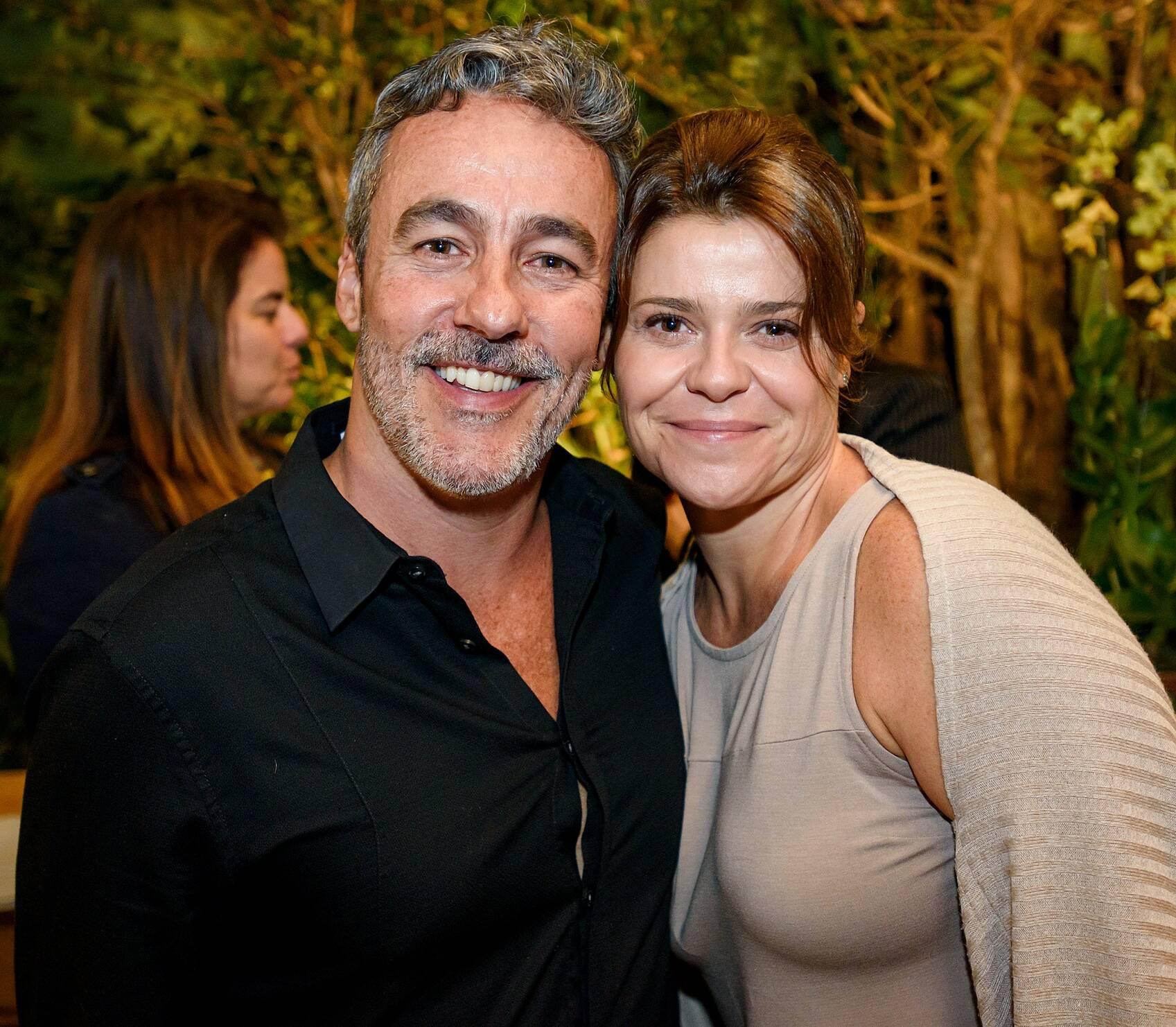 André e Penelope Kassur / Foto: RicaLucas