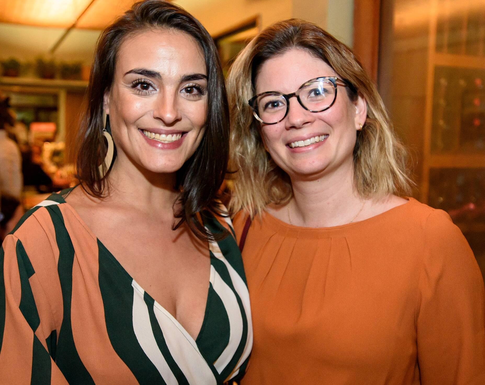 Isadora Fornari e Andrea Sabino / Foto: RicaLucas