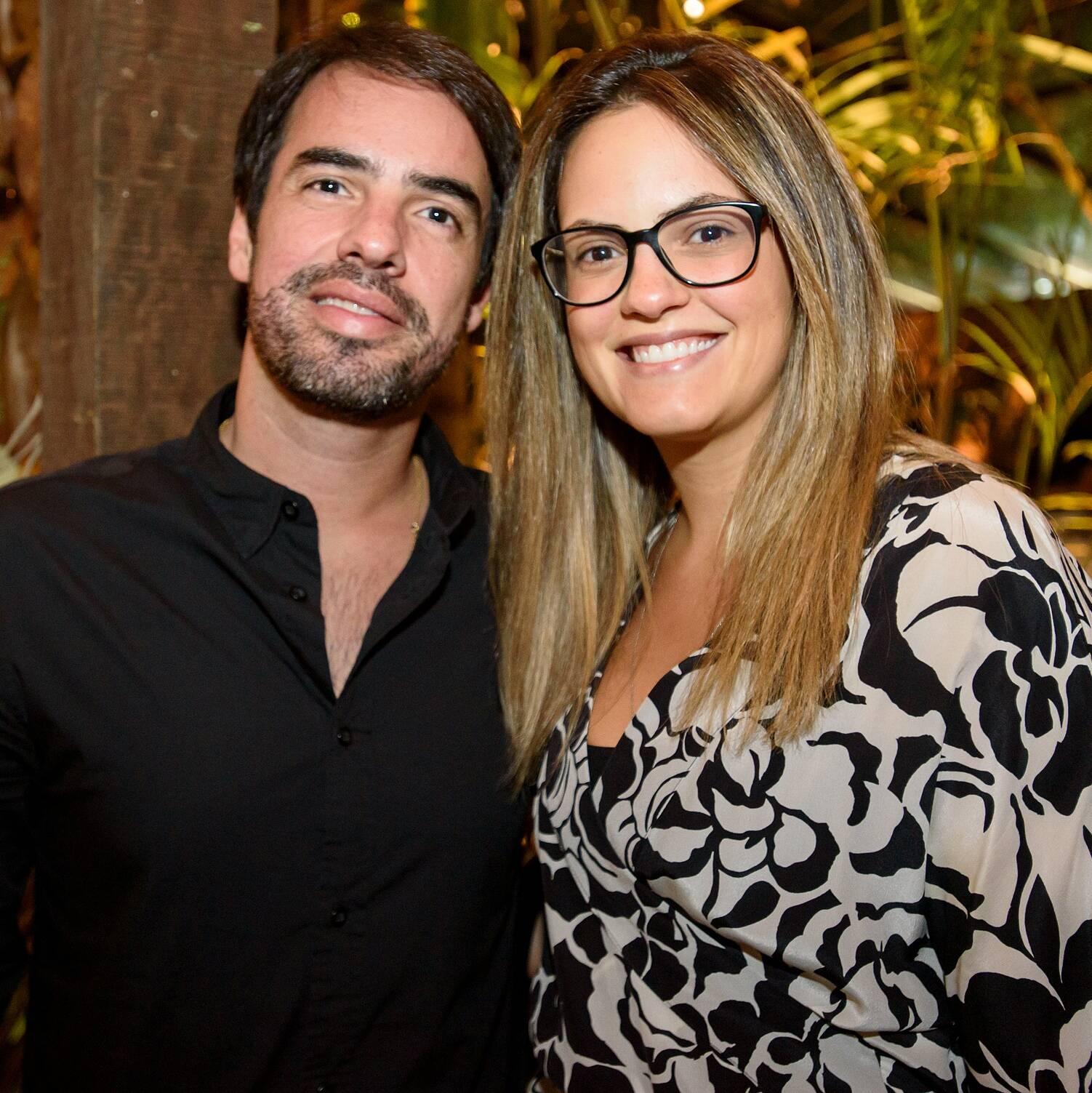 Luiza Andreoli e Fernando Almeida/ Foto: RicaLucas