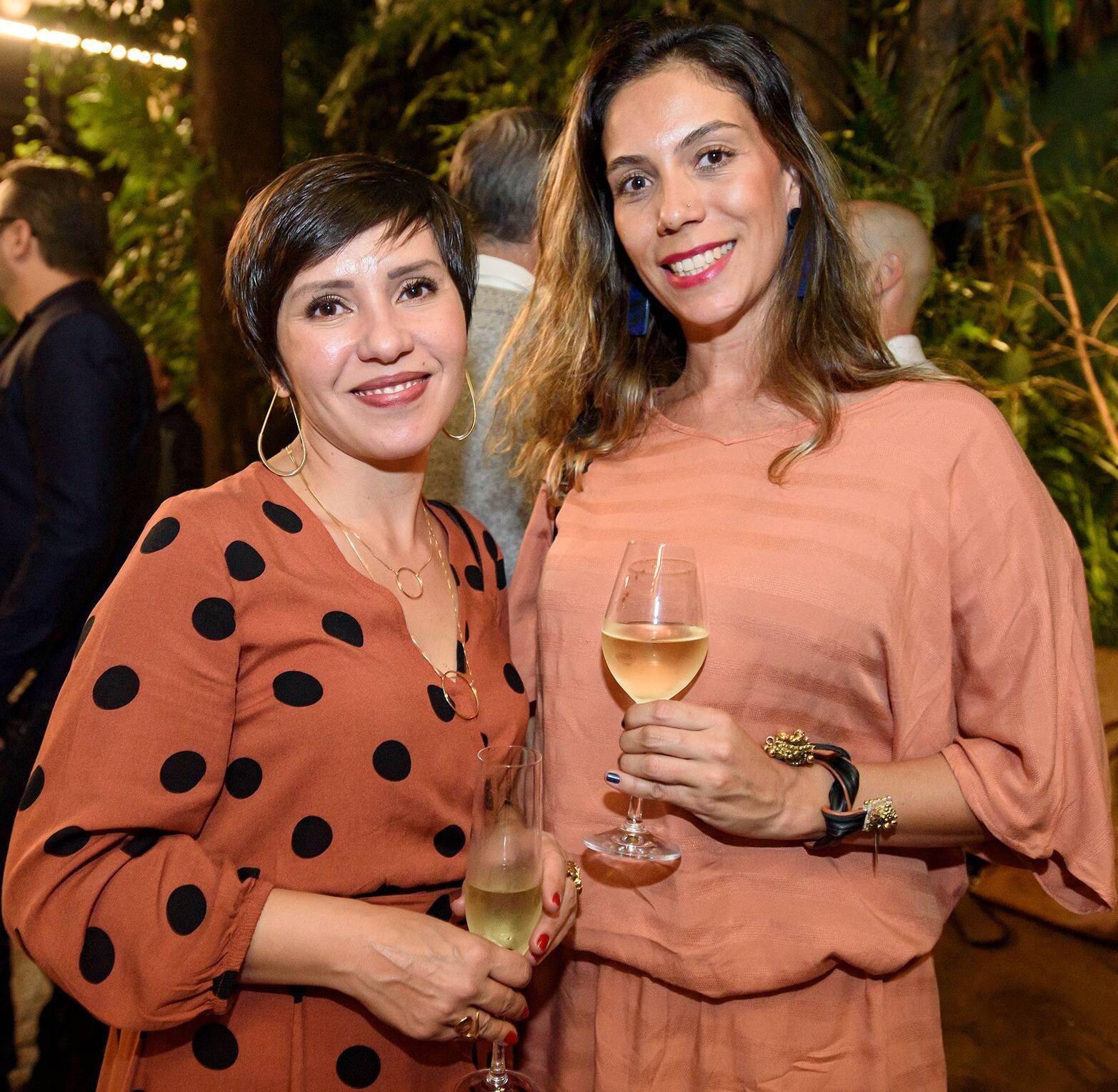 Marcela Camargo e Vivian Pinheiro / Foto: RicaLucas