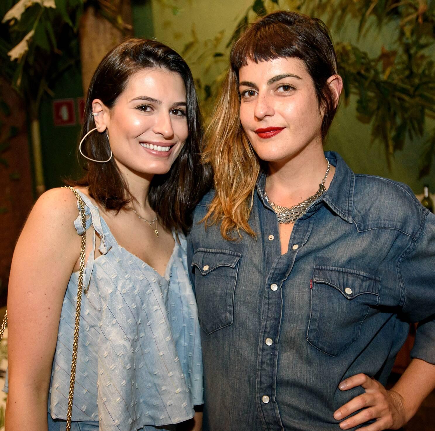 Marcela do Prado e Anna Passarelli / Foto: RicaLucas