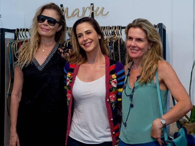 Alexia Dechamps, Guilhermina Guinle e Maria Monteiro de Carvalho