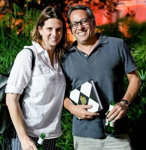 Antônio Pedro Figueira de Mello e Maria Paula Vicenzi