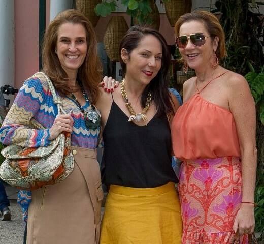 Bebel Schmidt, Tatiana Accioly e Rachel Chreem