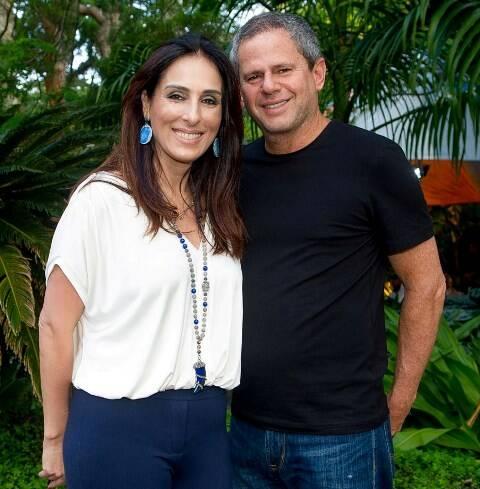 Carol Szor e Dário Messer