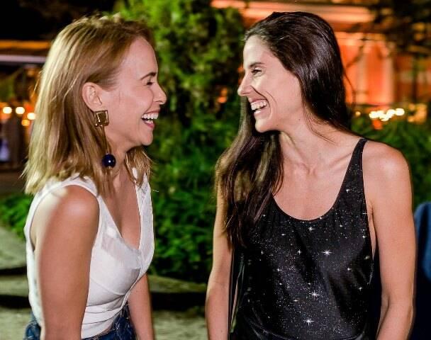 Fernanda Nobre e Rafaela Mandeli