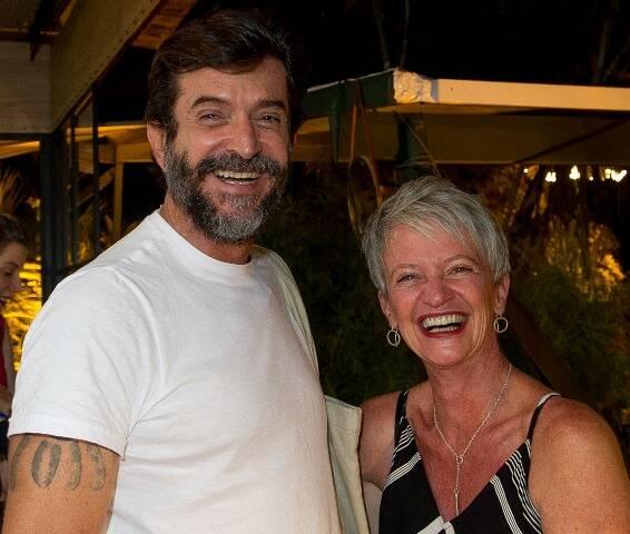 Humberto Dissoni e Silvia Beildeck