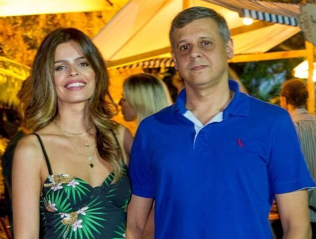 Liza e Ronaldo Canha