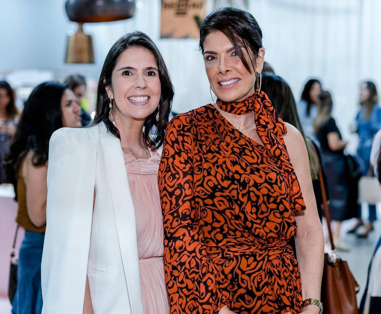 Fabiana Leite e Patricia Brandão /Foto: Bruno Ryfer