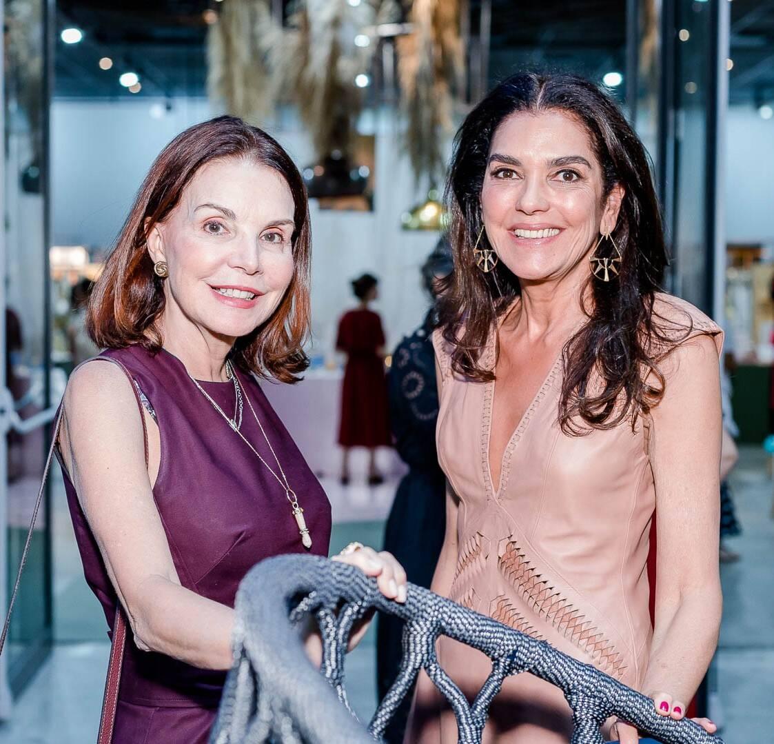 Patricia Mayer e Beth Accurso /Foto: Bruno Ryfer