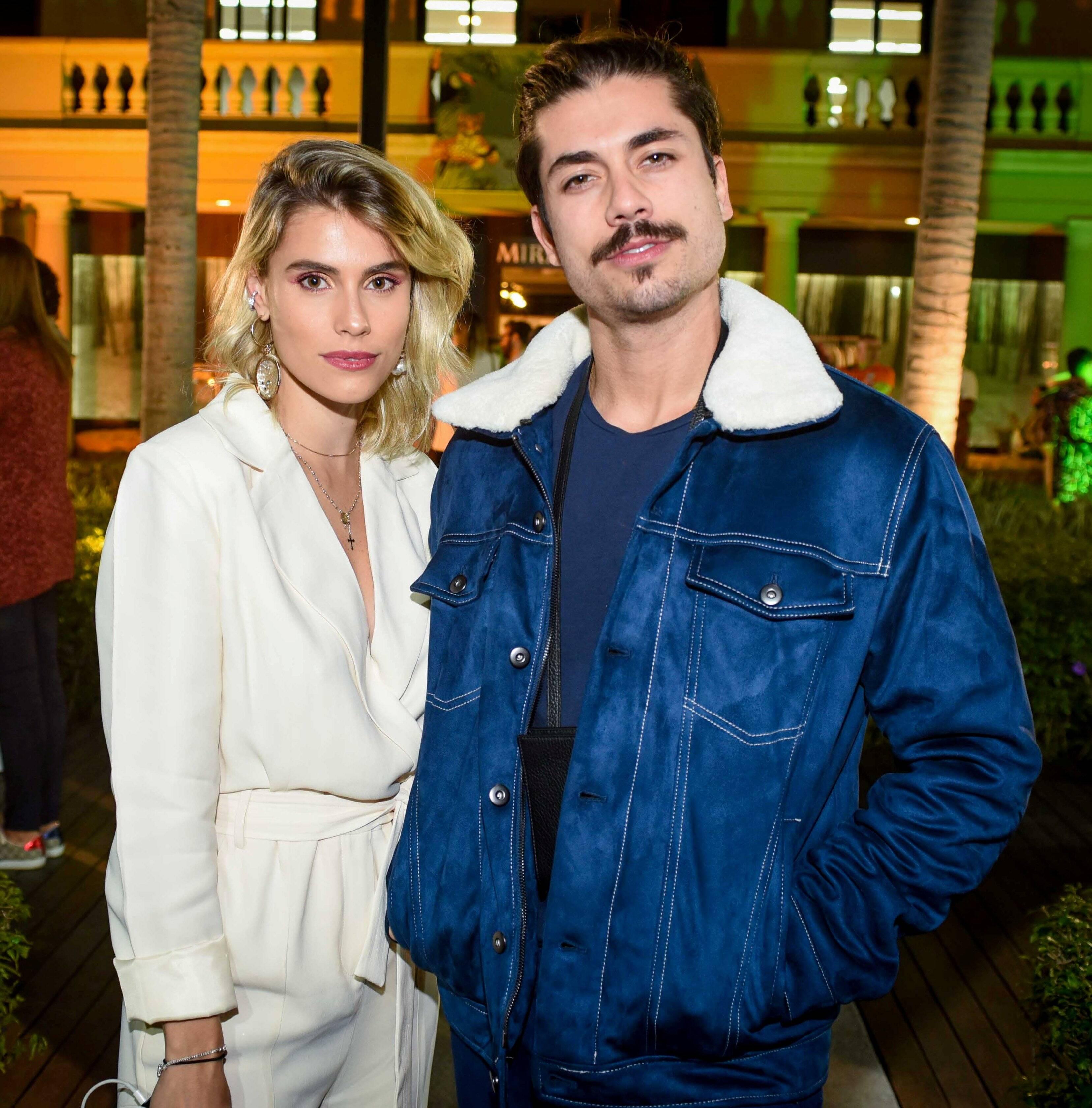 Anna Stevanato e Pedro Ivo Brito /Foto:  Bruna Guerra