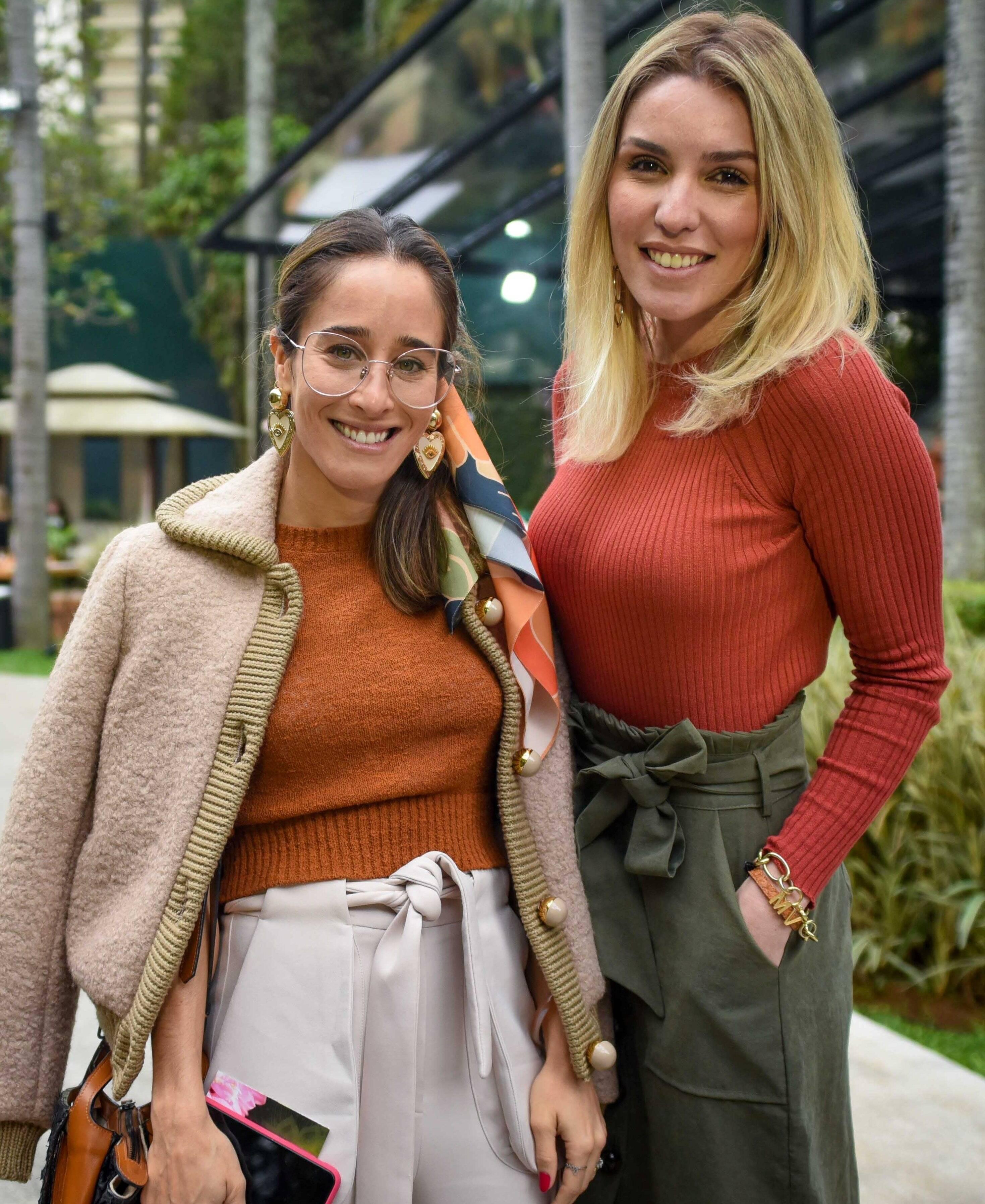 Renata Negrao e Pamela Vincoletto /Foto: Bruna Guerra