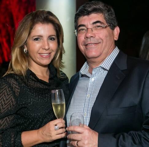 Ana Carolina e Flávio Siniscalchi