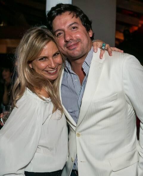 Maria Rita Magalhães Pinto e Ricardo Dale