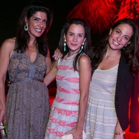 Patrícia Brandão, Joana Nolasco e Ana Paula Joffe