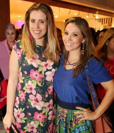 Alessandra Amaral e Bruna Barros
