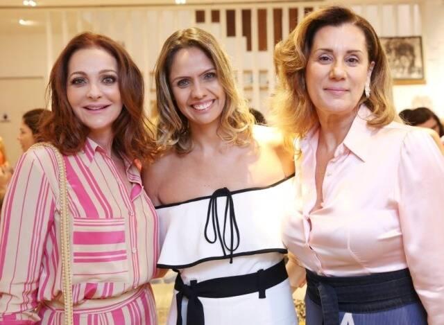 Alexandra Richter, Daniela Oscar e Claudia Wildberg