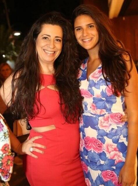 Ana Torres e Isabela Borges