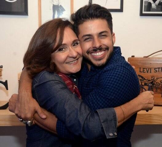 Ana Andreazza e Rodrigo Coelho
