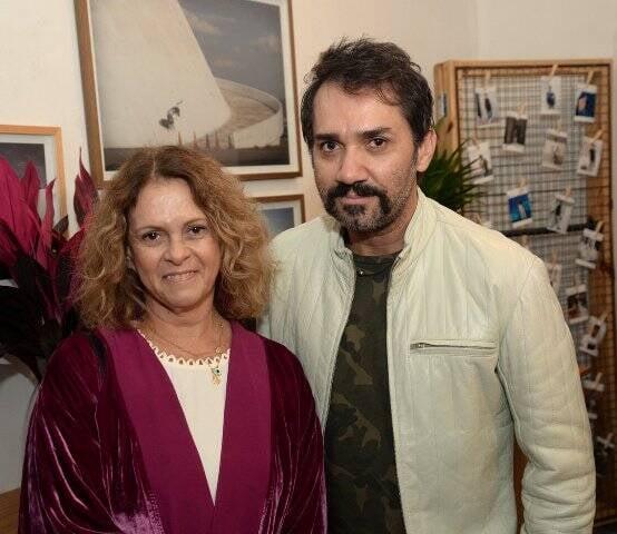 Aninha Costa e Beto Silva