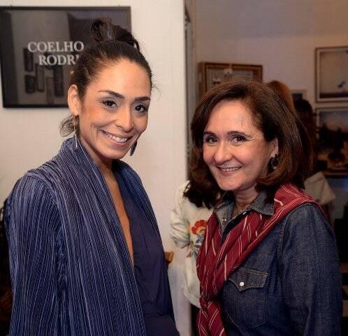 Karla Ortiz e Ana Andreazza