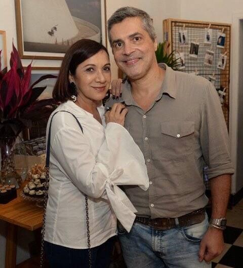 Sueli Bombieri e Claudio Pinto
