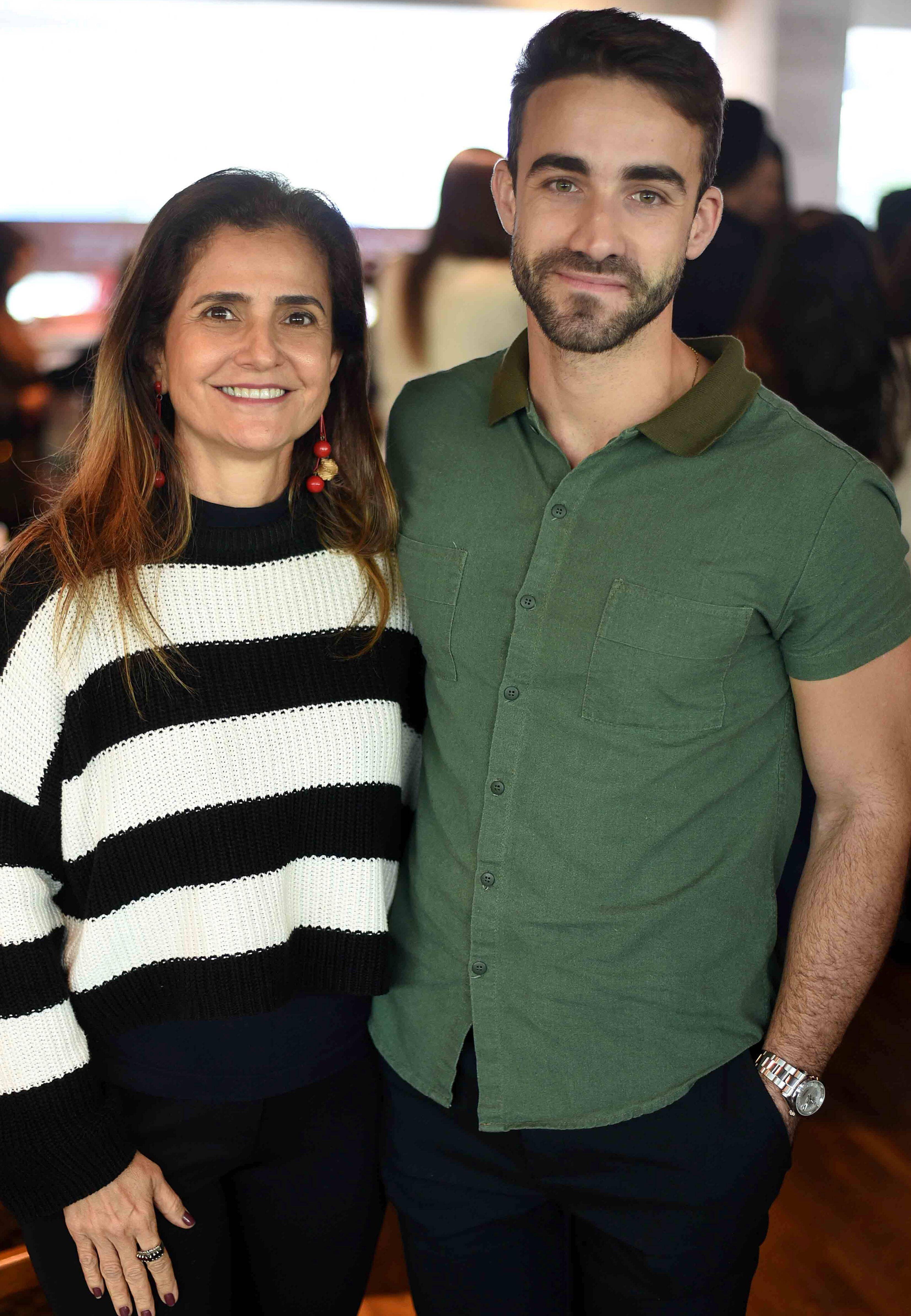 Anna Fadul e Gregory Copello  / Foto: Ari Kaye