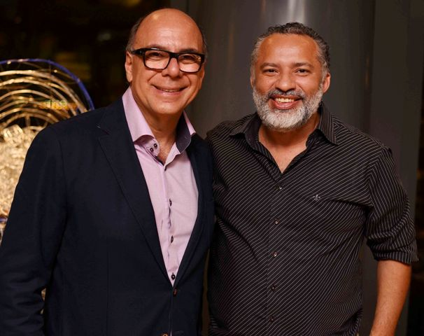 Arnaldo Danemberg e Dj Papagaio