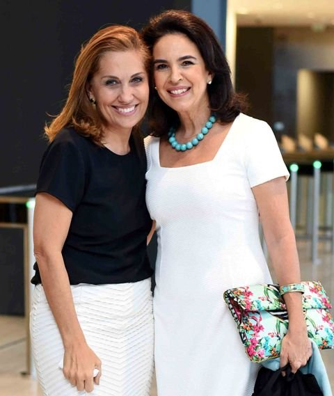 Bebel Sampaio e Joy Garrido