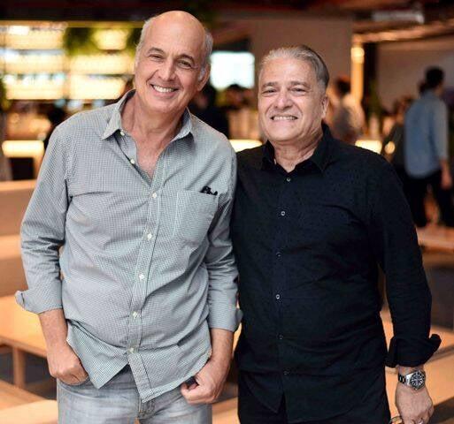 Mauricio Prochnik e Luiz Marinho