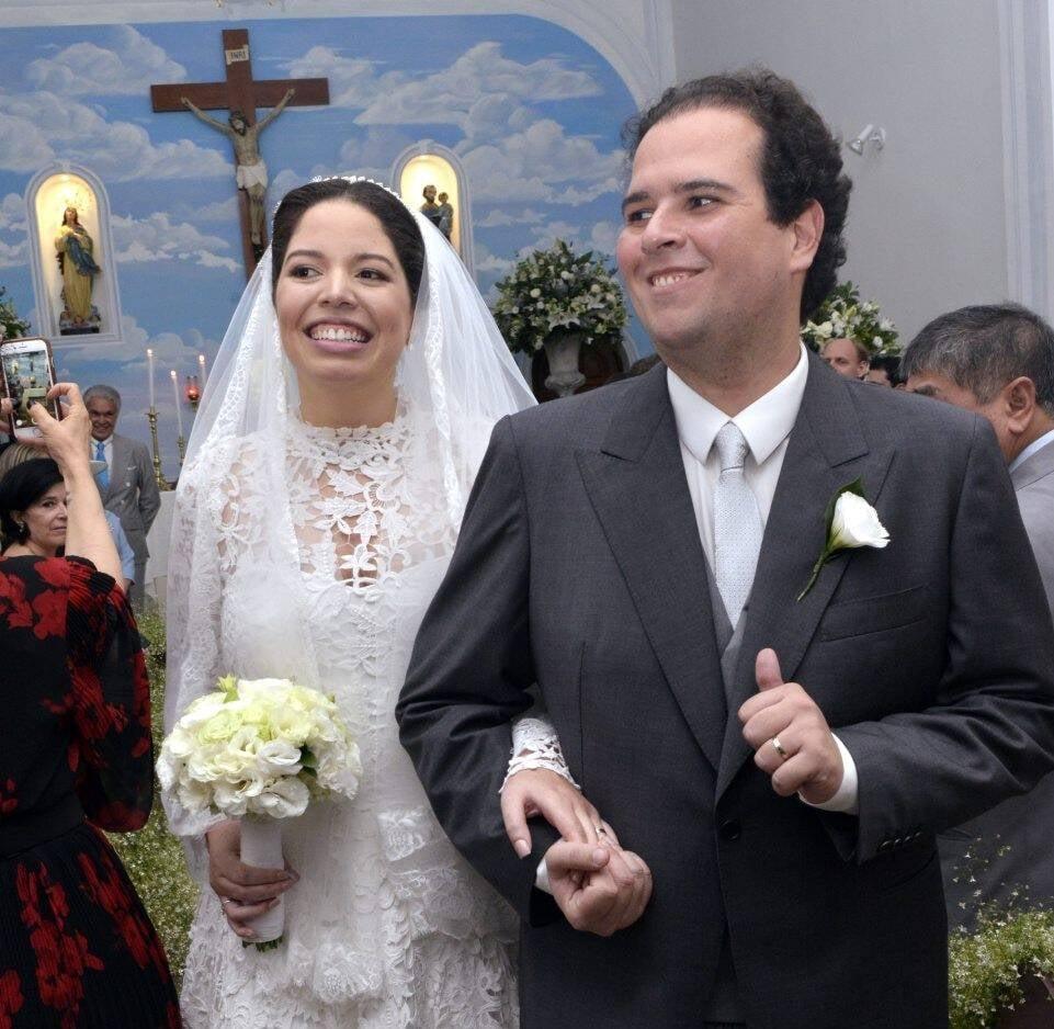 Paula Pitombo e Fábio Monteiro   /Foto: Cristina Granato