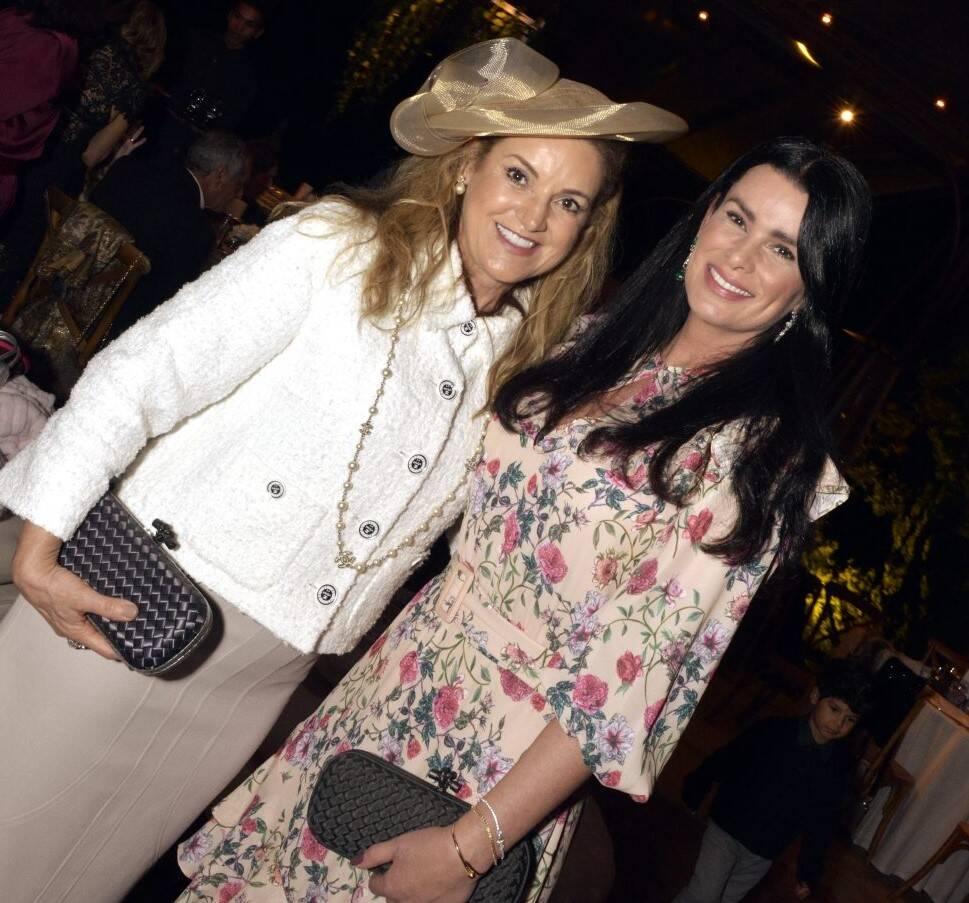 Virginia Bartolomeo e Angelita Feijó  /Foto: Cristina Granato